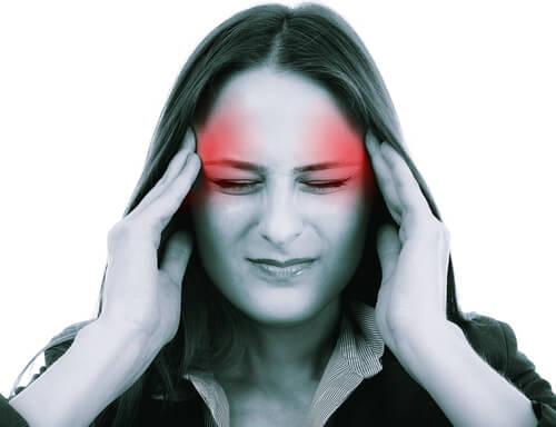 Ból głowy - naturalne soki
