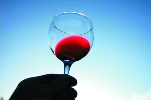 7#:Czerwone wino-naturalnych napojów.jpg