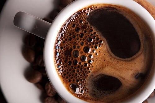 Kawa gasi pragnienie