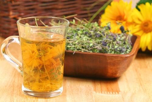 4 napary ziołowe, które oczyszczą nasz organizm