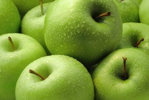 Zjedz jabłko i bądź zdrowy