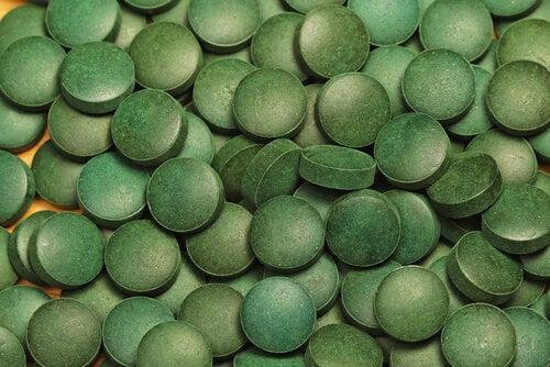 2#:tabletki spiruliny