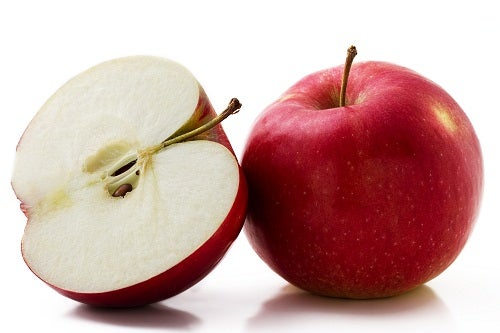 soczyste jabłko