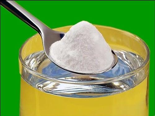 Soda oczyszczona na kurzajki