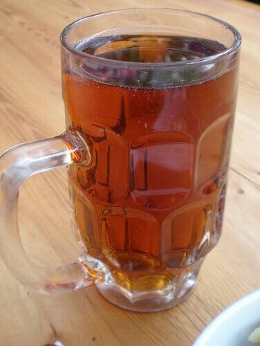 sfermentowany napój