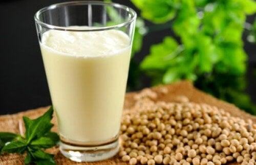 Mleko owsiane - wapń w produktach spożywczych