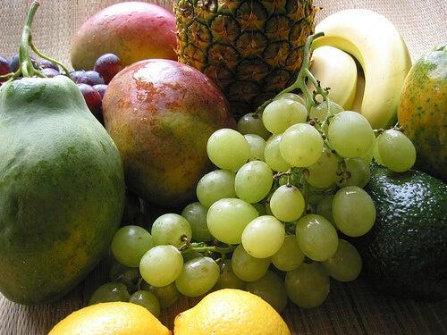 Owoce i warzywa zwalczają refluks