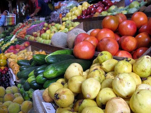 Warzywa i owoce na spalanie tłuszczu