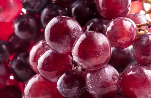 Dobrotliwy wpływ winogron na zdrowie