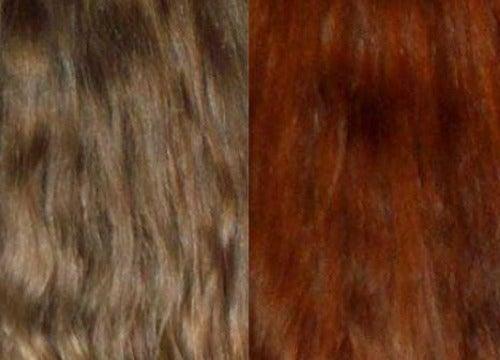 Farbowanie Włosów przy Pomocy Naturalnych Ekstraktów