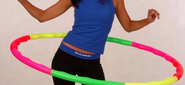hula hoop na spalanie tkanki tłuszczowej