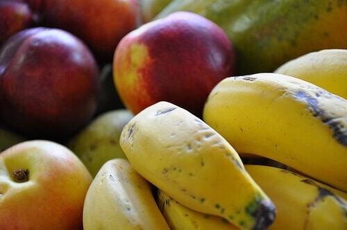 owoce na wrzody