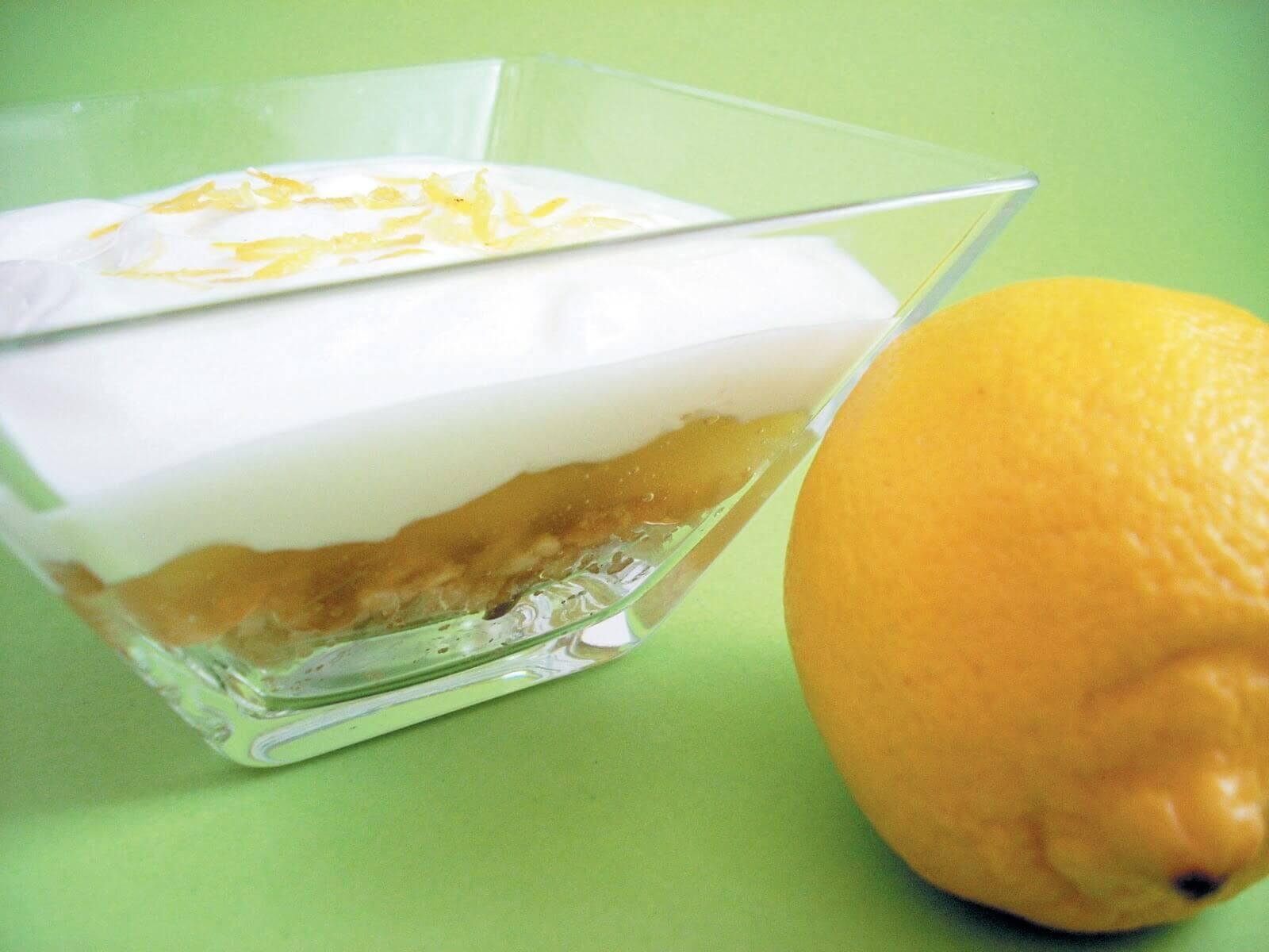 Cytryny na ciasto