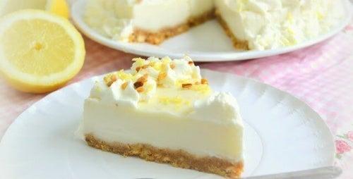 Zrób ciasto cytrynowe!