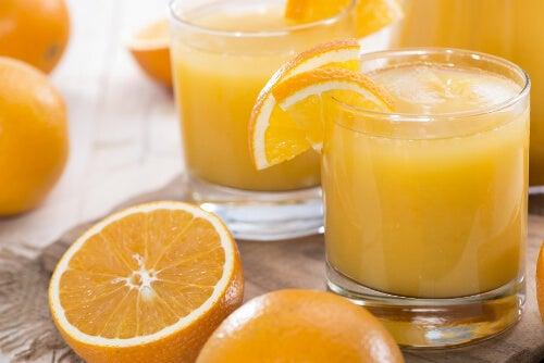 Sok z pomarańczy