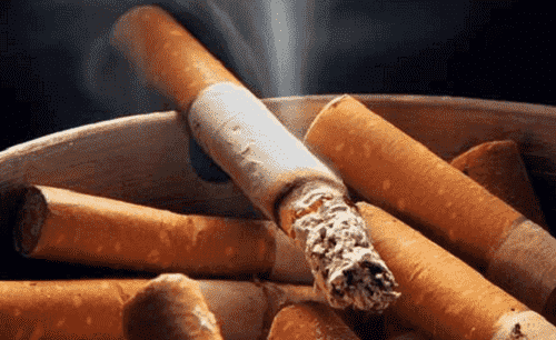 Produkty ułatwiające rzucenie palenia
