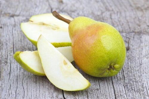 Gruszka - owoce przyśpieszające metabolizm