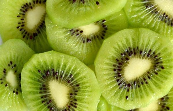 Kiwi - owoce przyśpieszające metabolizm