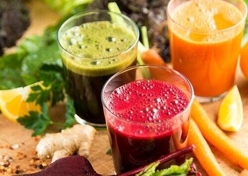 Odchudzające napoje owocowe — szybko i zdrowo