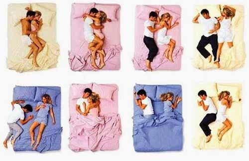 Pozycja podczas snu i jej wpływ na Twój związek