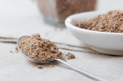 Cukier trzcinowy ma mniejsze działanie rakotwórcze niż biały