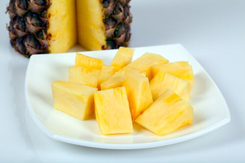 Ananas na nerki