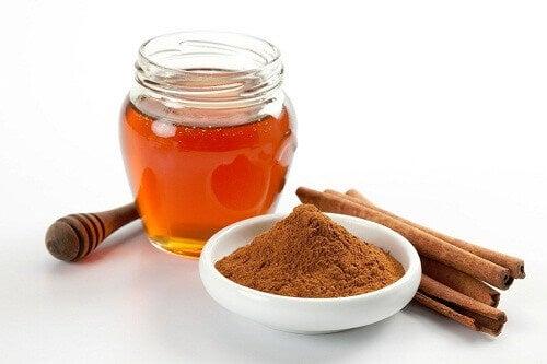 Miód z cynamonem sposobem na zdrowie