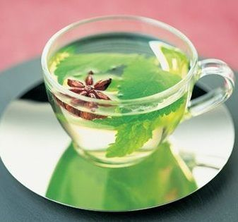Herbatka anyżowa - napary łagodzące stany zapalne jelit