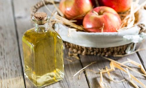 Ocet jabłkowy na zapalenie stawów