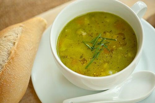 Lecznicza zupa na poprawę krążenia