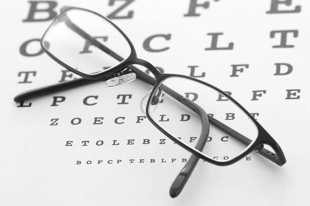 Okulary, a badanie wzroku