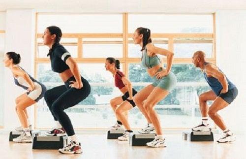 Ćwiczenia ze stepem
