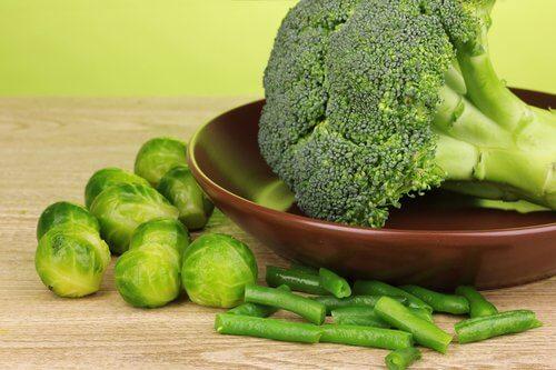 Brokuły źródłem wapnia