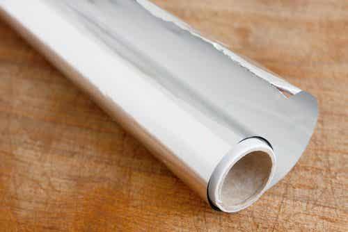 Folia aluminiowa i jej nowe zastosowania!