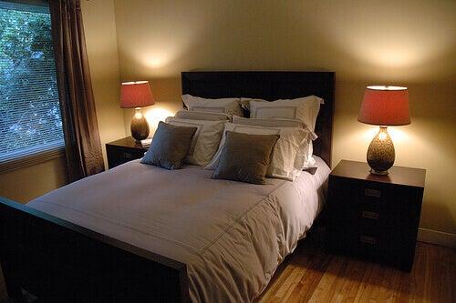 Przewietrzona sypialnia