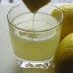cytryna woda z cytryną