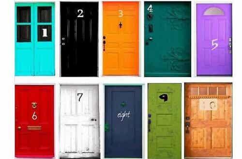 Test osobowości - Które drzwi wybierasz?