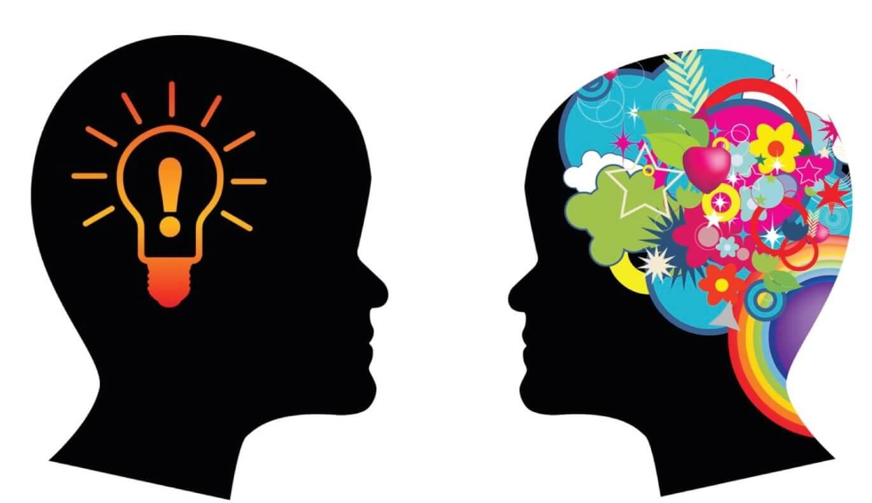 Myślenie kratywne a myślenie logiczne