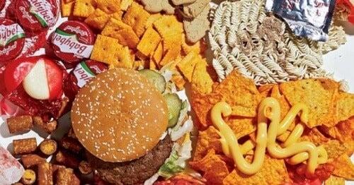 Jedzenie śmieciowe