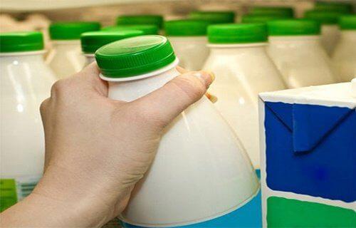 Odtłuszczone mleko