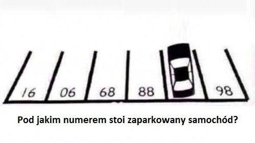 Zagadka z numerami