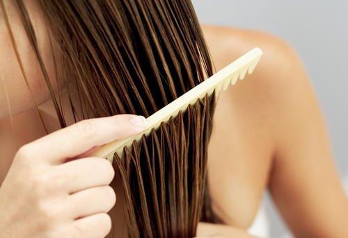 Rozczesywać włosy