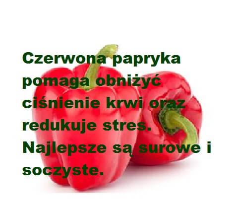 Warzywa i papryka