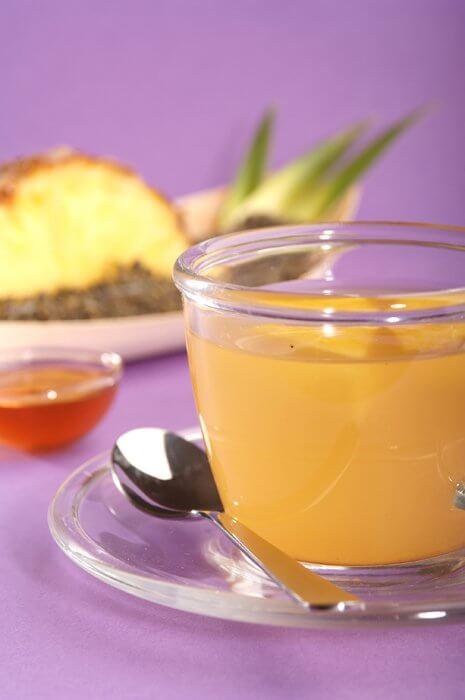 Napary ananasowe na cellulit
