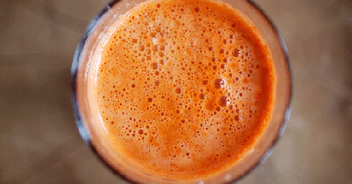 Sok z marchewki