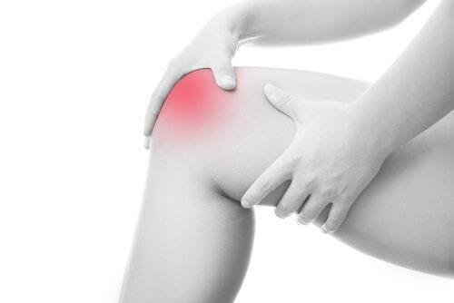 Bóle w stawie kolanowym