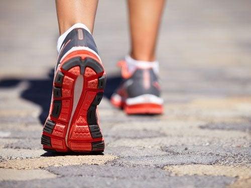 Codzienny spacer na poprawę zdrowia