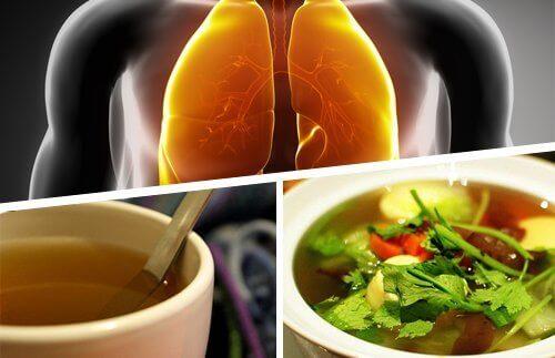 Dieta oczyszczająca płuca