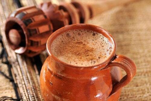 Gorąca czekolada dla zdrowego mózgu