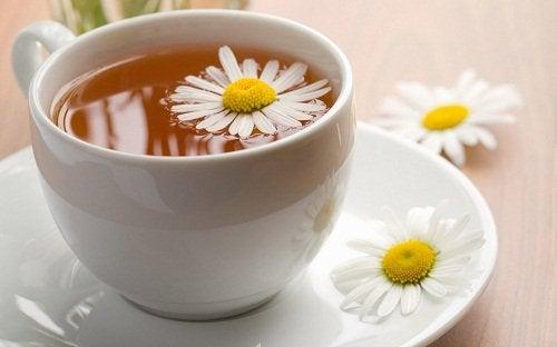 Herbata rumiankowa na stawy